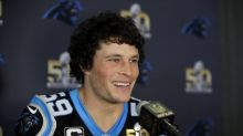 Luke Kuechly is through talking about concussions, retirement