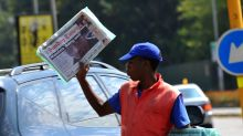 S. African newspaper apologises for 'tainted' scoops