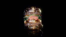 Mc Donald's irá premiar clientes com anel de diamante em forma de hambúrguer