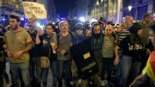 Catalan leaders demand talks with Madrid as thousands protest again