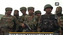 Sri Lanka firm on continuing military training in India