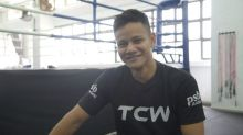 Singapore's Muhamad Ridhwan boxing his way onto world stage