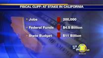 Fiscal cliff stalemate creates anxiety around state