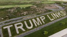 Trump firm sues NYC over golf course deal