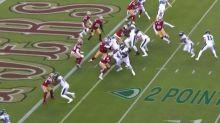 Foot US - NFL - NFL (4e j.) : les temps forts de San Francisco 49ers - Philadelphia Eagles en vidéo
