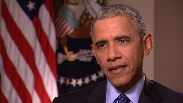 "Obama: Average American doesn't think we have to ""tear down the system"""