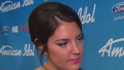 'American Idol': Kree Harrison Talks Performing Celine Dion's 'Have You Ever Been In Love'