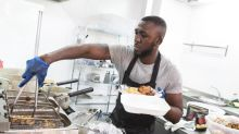 The south London entrepreneur who built a takeaway business on Instagram with 70,000 followers... from his mum's kitchen in Camberwell