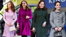 The handbag Kate Middleton owns in two colours is currently on sale