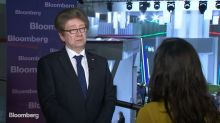 Moscow Exchange CEO on Weaker Ruble, Possible Sanctions