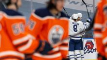 No push-back as Oilers dismantled by Leafs for third-straight game