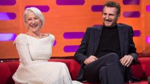 Helen Mirren and Liam Neeson Reunite After They Were a 'Serious Item' in the '80s