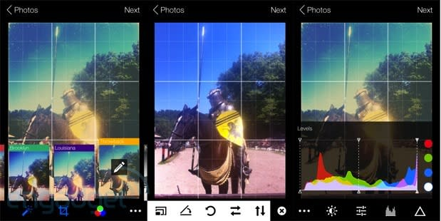 Flickr for iOS update brings new filters, camera features and editing tools