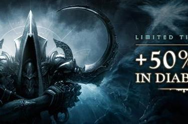 Diablo 3 offering limited-time 50% XP boost