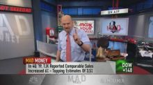 Cramer: TJX's in-store success makes an interesting opportunity to buy