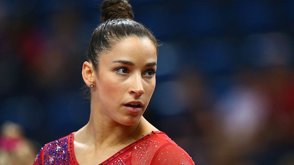Olympian Aly Raisman says U.S. gymnastics team doctor sexually abused her
