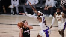 NBA Finals: What time is Lakers-Heat Game 4 on Tuesday?