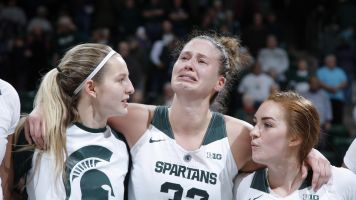 Michigan State earns top-25 ranking with upset