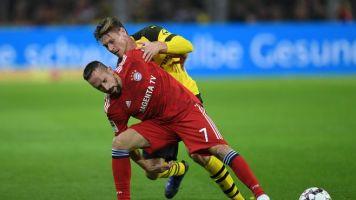 FC Bayern: Lieferte sich Franck Ribery eine Auseinandersetzung mit einem TV-Experten?