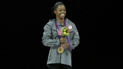 Olympic gold medal 'firsts' in London