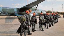 Brasil activó el operativo militar para combatir las llamas