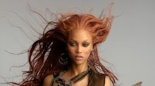 Tyra Banks' 25 Best Beauty Looks