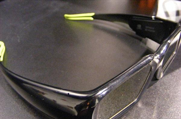Video: Nvidia GeForce 3D Vision eyes-on