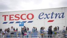 Tesco sales and profits rise despite £533m of COVID-19 costs