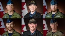 Searchers find wreckage, human remains at scene of Canadian Forces chopper crash