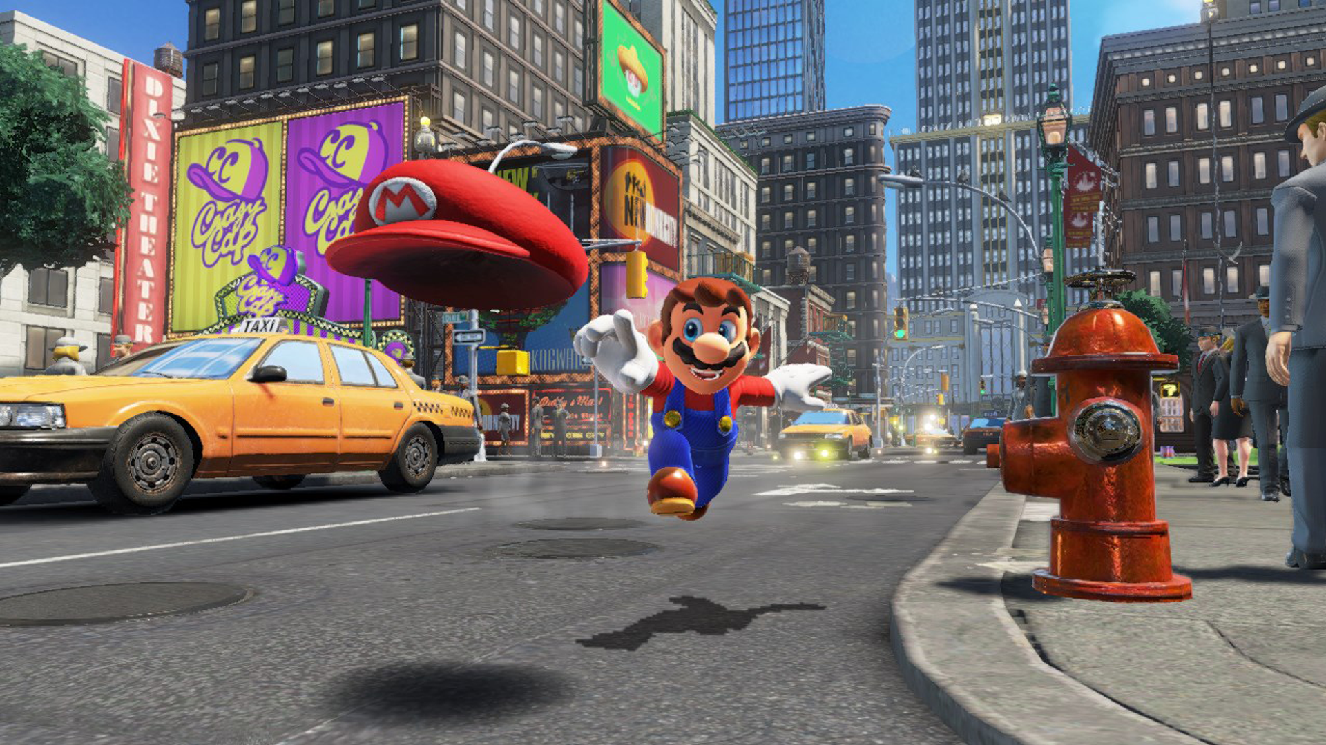 Never Trust A Hat With Eyes Odyssey Glitch Lets Cappy Kill Mario