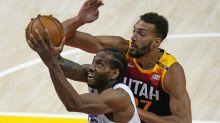 NBA betting: Bettors siding heavily with Utah Jazz after Kawhi Leonard injury news