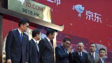 JD.com racks up $38 billion in sales in China's first post-lockdown shopping spree