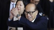 Billionaire Li Ka-Shing offered C$12.4 billion for Canada's Inter Pipeline: Globe and Mail