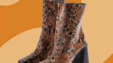 Retro-Flair für die Füße: 15 Stiefeletten mit eckiger Schuhspitze