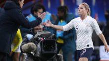 Foot - Bleues - Corinne Diacre après le record de Le Sommer: «J'espère qu'elle ne s'arrêtera pas là»