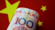 Yuan inches lower, but losses capped as PBOC flags more bill sales in Hong Kong