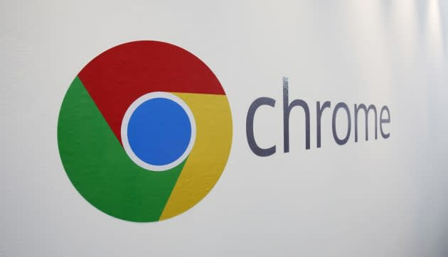 Chrome update lets you share your browser, not your history