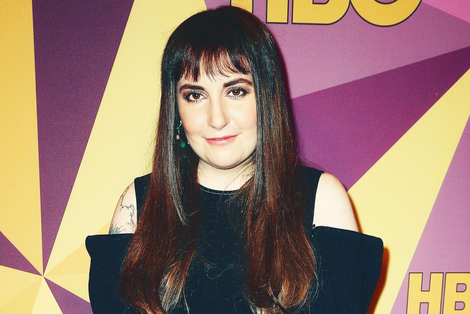 Lena Dunham Is In The Inspirational Instagram Phase Of Her Breakup