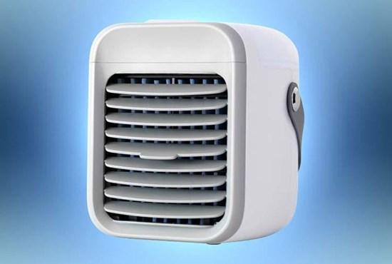 Blaux Portable AC: Blaux Mini Personal Air Conditioner Review