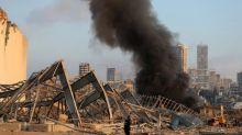 Explosions à Beyrouth: l'émotion de de la classe politique française
