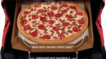 Pizza Hut® 'Cracks The Code' With New System That Will Deliver Pizzas Up To 15 Degrees Hotter