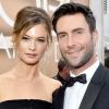 Adam Levine and Behati Prinsloo Share the Sweetest First Pic of Baby Dusty Rose