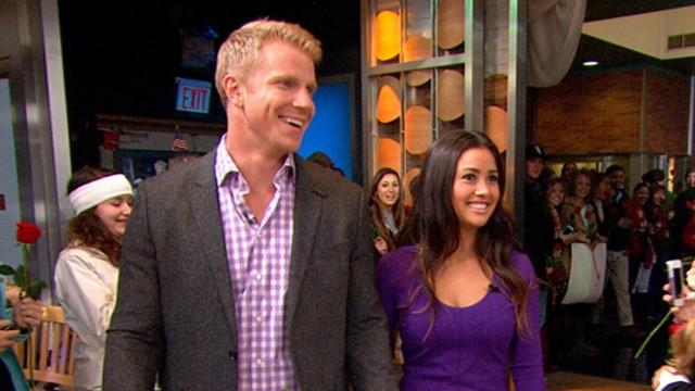 After Choosing Catherine, 'The Bachelor' Moves to 'DWTS'