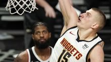 Nikola Jokic, Nuggets start fast, cool off Knicks