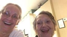 Ela achou que a filha havia morrido no parto e a reencontrou 70 anos depois