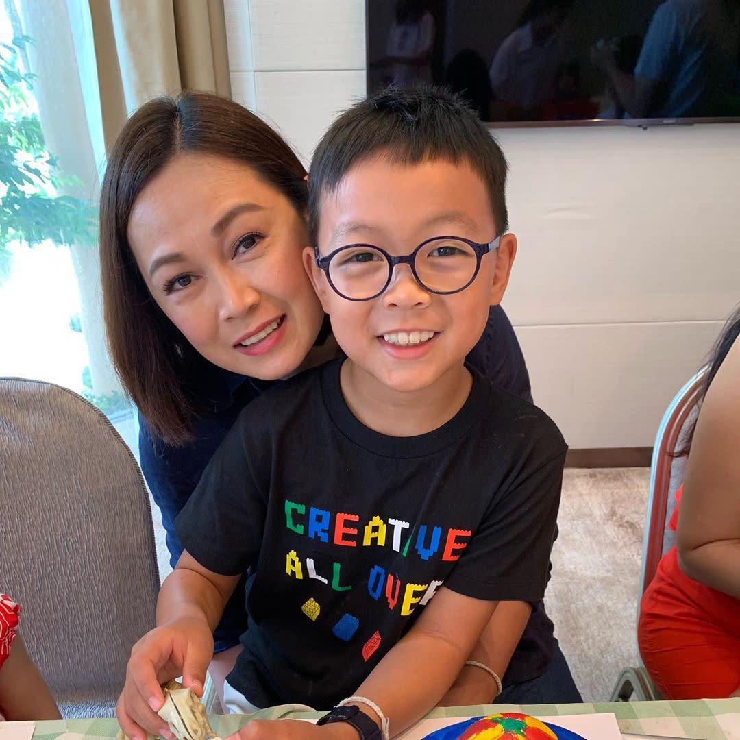 姚瑩瑩多年獨力照顧仔仔 開支大捱出頸椎移位照開工