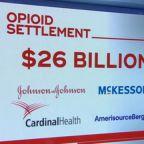 States announce $26 billion opioid settlement
