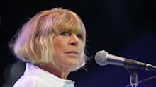Marianne Faithfull is hospitalized with the coronavirus: 'She is stable and responding to treatment'