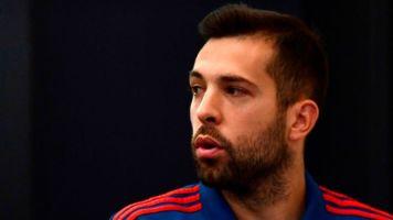 World Cup 2018: Spain's Jordi Alba dismisses talk of Tottenham transfer