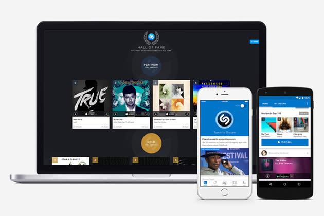 Get ready to use Shazam to identify objects